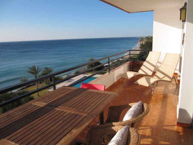 alquiler apartamento en miami platja, costa dorada con